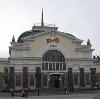 Железнодорожные вокзалы в Спас-Деменске