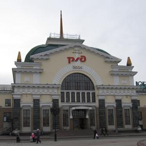 Железнодорожные вокзалы Спас-Деменска